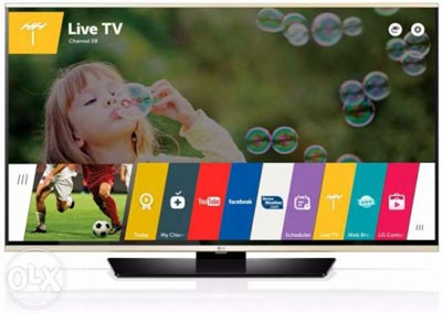 تلویزیون ال جی 43lf631v