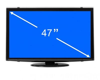 تلویزیون های ال ای دی LED